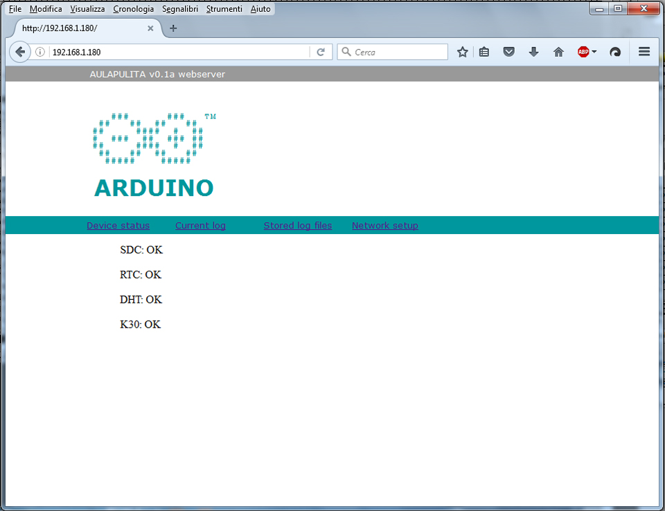 webserver-status