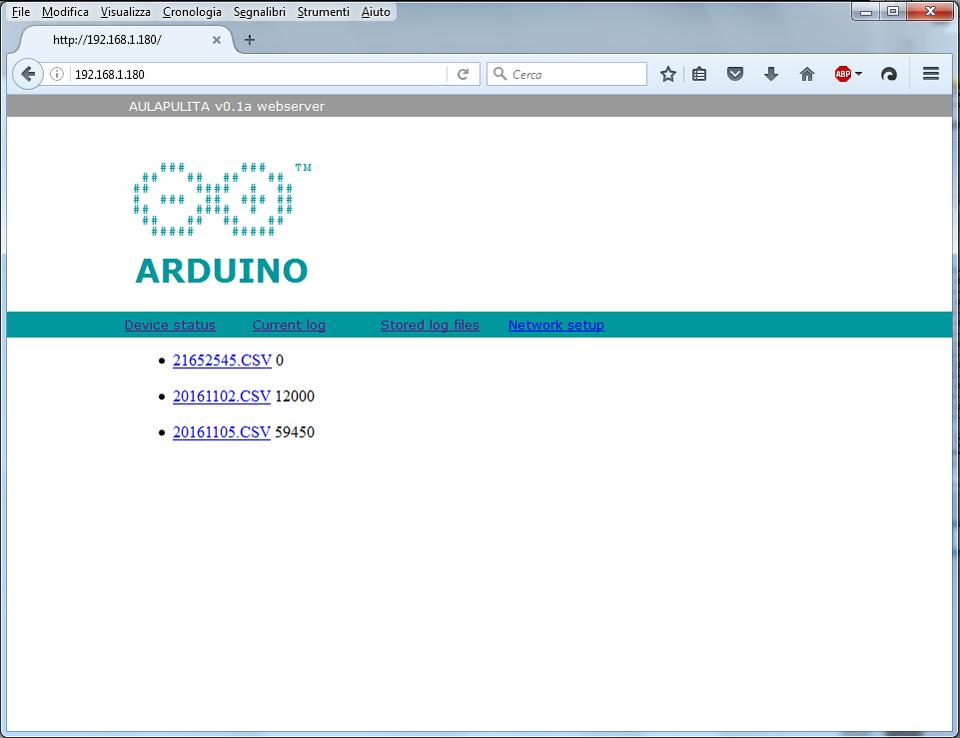 webserver-stored